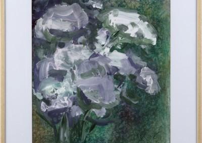 COOL SUMMER, pastel, guash,paper, 40x48cm, 2011, 580 Lt: 168 EUR