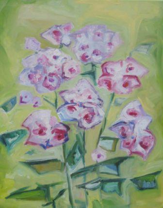SUMMER-3, oil, canvas 50x60cm, 2008, sold