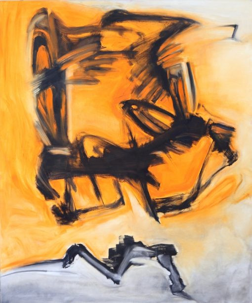 TRYING RECONCILE CONFLITING THINGS, oil, canvas, 100x120cm, 2012, SOLD