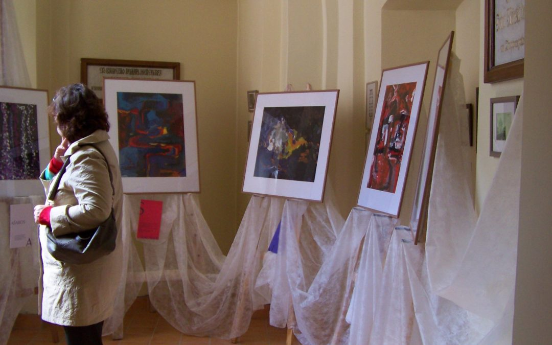 THE EXHIBITION AT ST. CASIMIR'S CHURCH