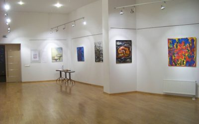 PAINTNG EXHIBITION AT MARIJAMOLE CITY CULTURAL CENTRE GALLERY