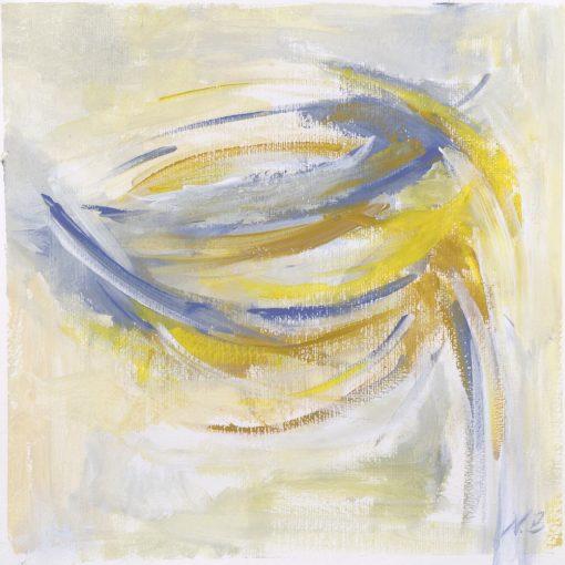 FROSTBITTEN, acrylic, paper,    38x38 cm, 2011