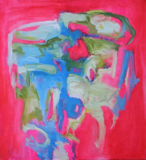HERE WAS THE FOREST, oil, canvas,100x120cm, 2012