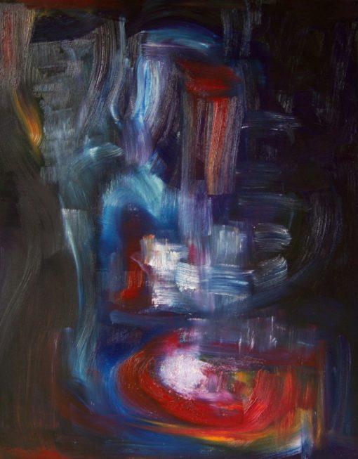 SPRING  oil canvas 70x90x2cm 2010 1000x1280x2 highest