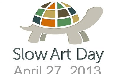 SLOW ART DAY 2013