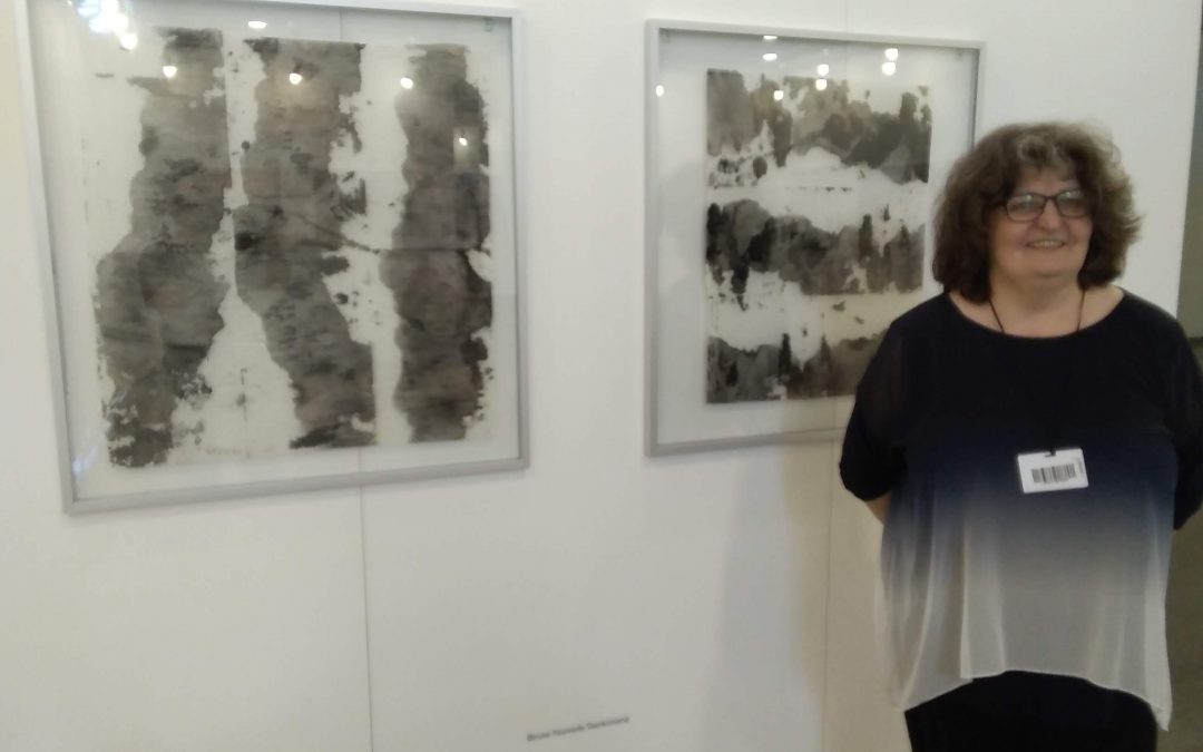 Debut of Birute Nomeda at ARTVILNIUS2019