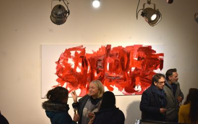 EXHIBITION 'DON'T COME CLOSE' AND WORKSHOP AT FLORENCE ARTDEPOSIT GALLERY